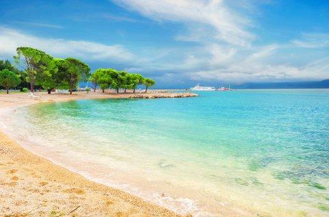 4 napos főszezoni családi vakáció Crikvenicában