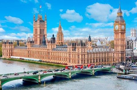 4 napos nyári vagy őszi városlátogatás Londonban