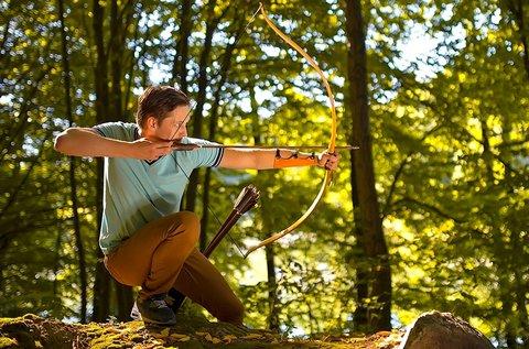 Robin Hood 3 az 1-ben program a Bükkben