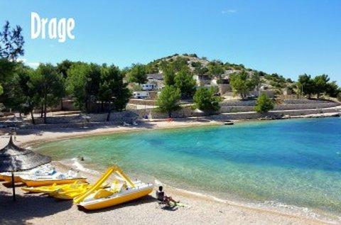 4 napos buszos kirándulás fürdőzéssel Dalmáciában