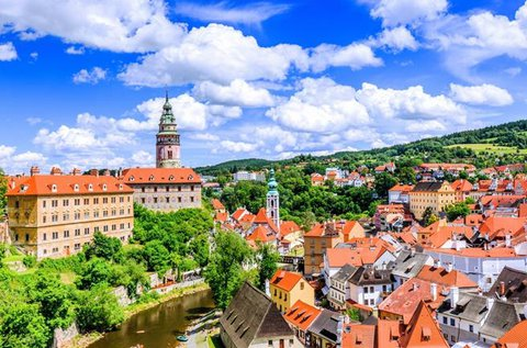 Élményteli buszos látogatás Dél-Csehországban
