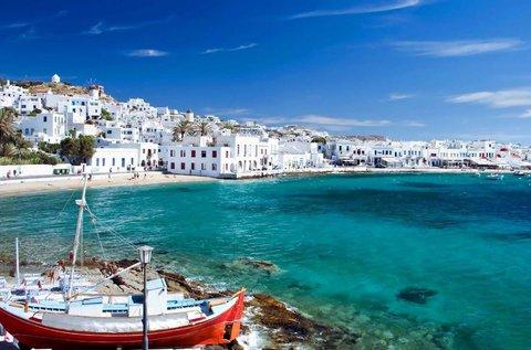 1 hetes last minute vakáció görög szigeteken