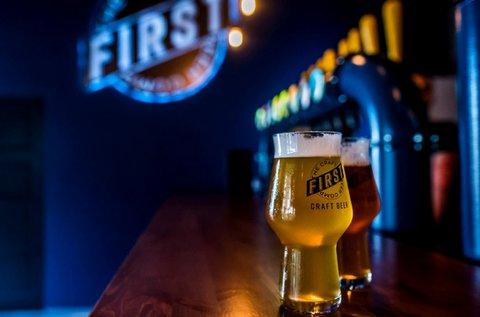 50 perces sörfőzdetúra + 6 féle csapolt sör kóstolása