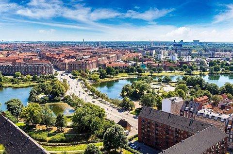 Őszi városlátogatás a családdal Koppenhágában