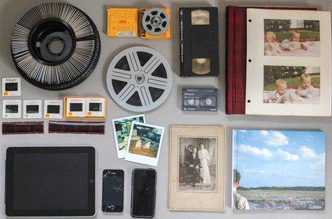 4 db VHS videókazetta digitalizálása, másolása