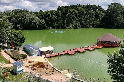 3 napos nyári kikapcsolódás a Gyömrői-tó partján