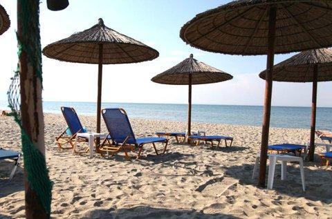 1 hetes vakáció a napfényes Olympic beach-en