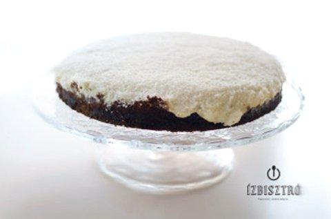 8 szeletes egészséges és rusztikus torta több ízben