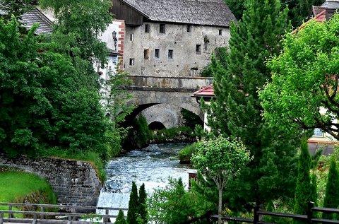 4 napos nyári feltöltődés a Tauern-hegység lábánál