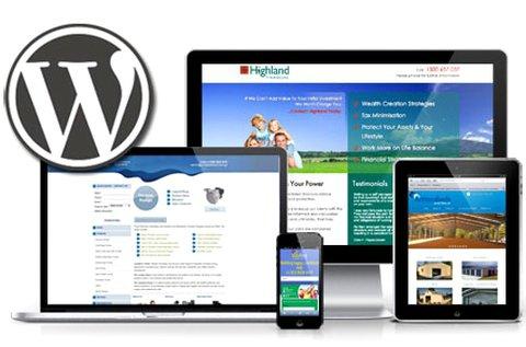 5 órás kezdő WordPress tanfolyam 1 fő részére