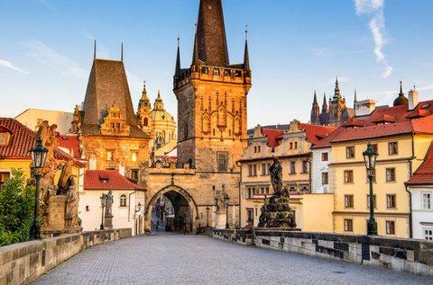 Felhőtlen pihenés a cseh fővárosban, Prágában