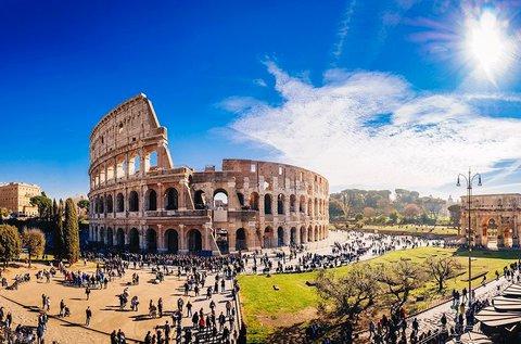 4 napos nyári városnézés Rómában repülővel