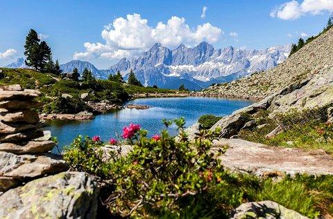 4 napos nyári feltöltődés az osztrák Alpokban