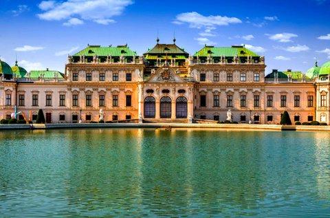 3 napos hétvégi pihenés fürdő használattal Bécsben