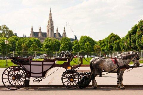 2 napos kiruccanás az osztrák fővárosba, Bécsbe