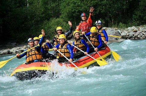 Rafting túra felszereléssel Bosznia-Hercegovinában