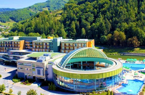 3 napos luxus wellness pihenés Szlovéniában