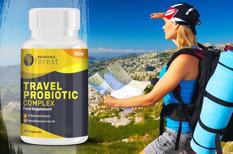 Travel Probiotic Complex étrend-kiegészítő