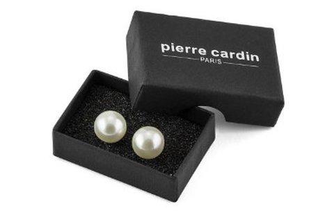 Elegáns Pierre Cardin gyöngy fülbevaló nőknek