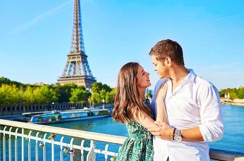 3 napos romantikus városnézés Párizsban