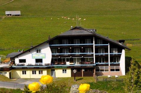 4 napos alpesi vakáció a családdal Patergassenben