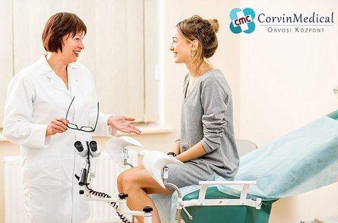 Nőgyógyászati vizsgálat fertőzések felderítésével