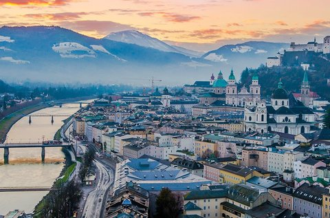 Családi kiruccanás a mesebeli Salzburgba
