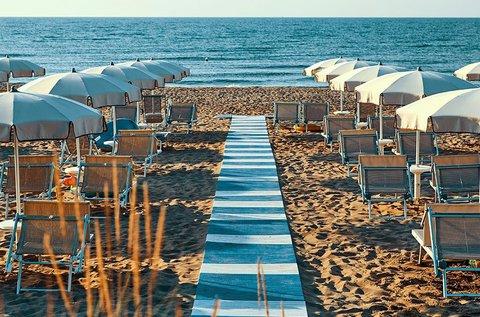 8 nap az aranyhomokos tengerparton Jesolóban
