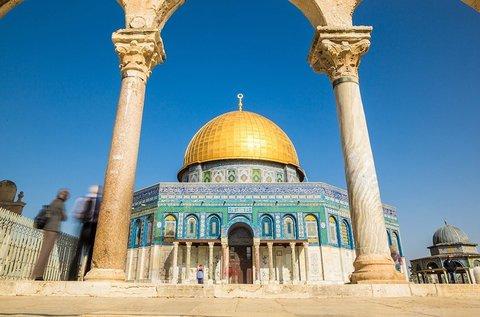 8 napos vakáció Izraelben repülővel