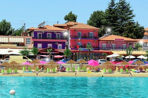 8 napos tengerparti nyaralás a görög Makrygialoson