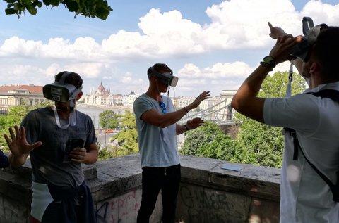 Különleges VR-túra a Budai Várban 1 fő részére