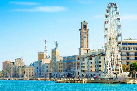 4 napos nyár végi vagy őszi barangolás Bariban