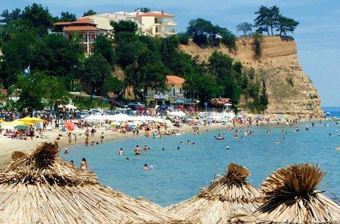 8 napos tökéletes vakáció a görög Makrygialoson