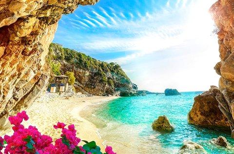 1 hetes varázslatos üdülés Korfu szigetén repülővel