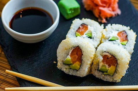 Tradicionális japán menü 2 fő részére