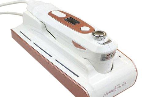 HIFU S mikrofókuszált ultrahangos arckezelő gép