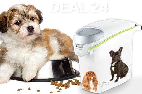 Curver Pet Life kisállat táptartó konténer