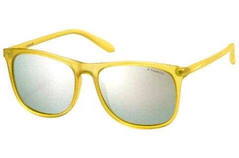 Polaroid férfi napszemüveg sárga színben