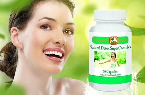 Natural Detox Supercomplex étrend-kiegészítő