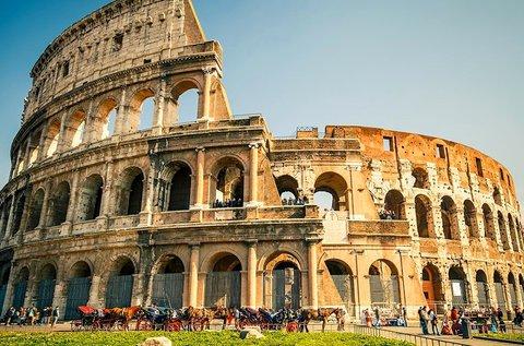4 napos őszi városlátogatás Rómában repülővel