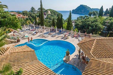 8 napos augusztusi vakáció a zöld szigeten, Korfun