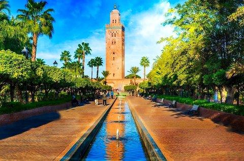 4 napos őszi kalandtúra tevegeléssel Marrakesh-ben
