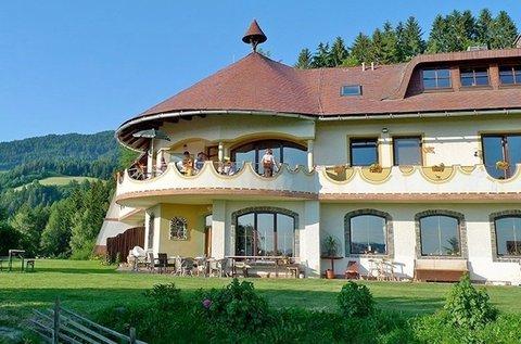 Öko-pihenés és wellness év végéig Ebersteinben