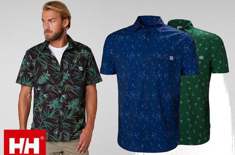 Helly Hansen Oya SS Shirt rövid ujjú férfi ing