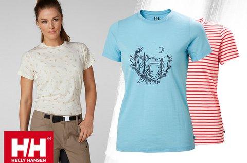 Helly Hansen szuper könnyű merinói gyapjú női póló