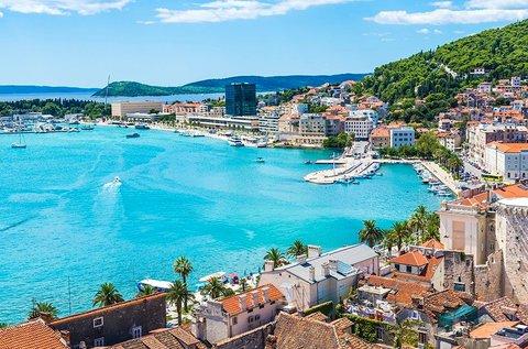 4 napos élményekkel teli pihenés Split óvárosában