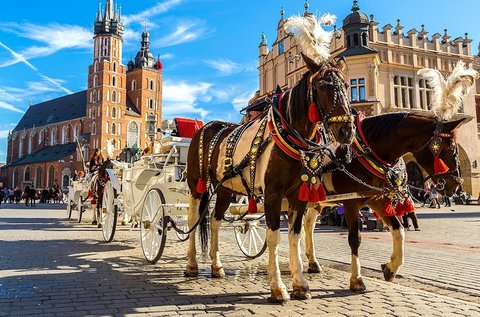 Augusztusi buszos utazás 1 főnek Lengyelországba