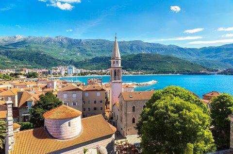 Last minute főszezoni nyaralás Montenegróban