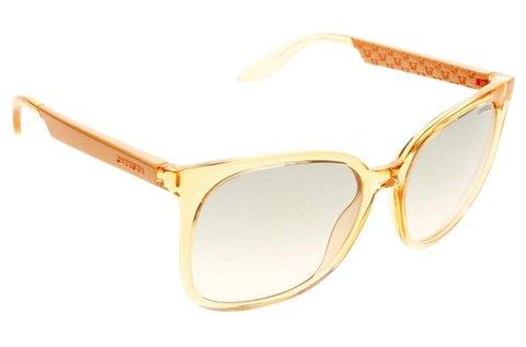 Carrera női napszemüveg szolid narancs színben