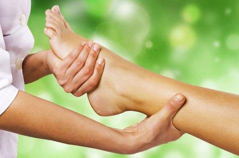 Pihentesd lábaid 45 perces talpmasszázzsal!